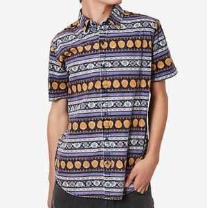Disney Aladdin Button Down Shirt